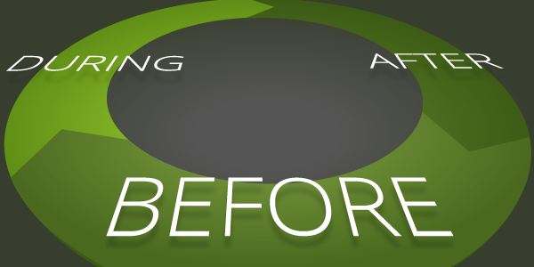 Before, During & After: Is Your Event Website Meeting Objectives?   FMG Talking Points