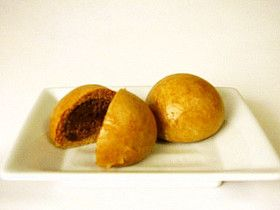 黒糖小饅頭