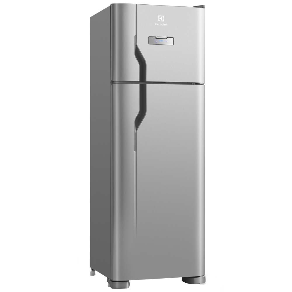 Refrigerador Electrolux Duplex Dfx39 Frost Free Com Painel Blue