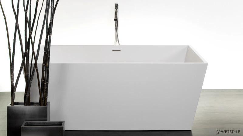 60 x 30 freestanding tub. Wetstyle Cube BC 0801 Freestanding Bathtub 60 X 30 22 5 BC0801 Scintillating Tub Ideas  Best inspiration
