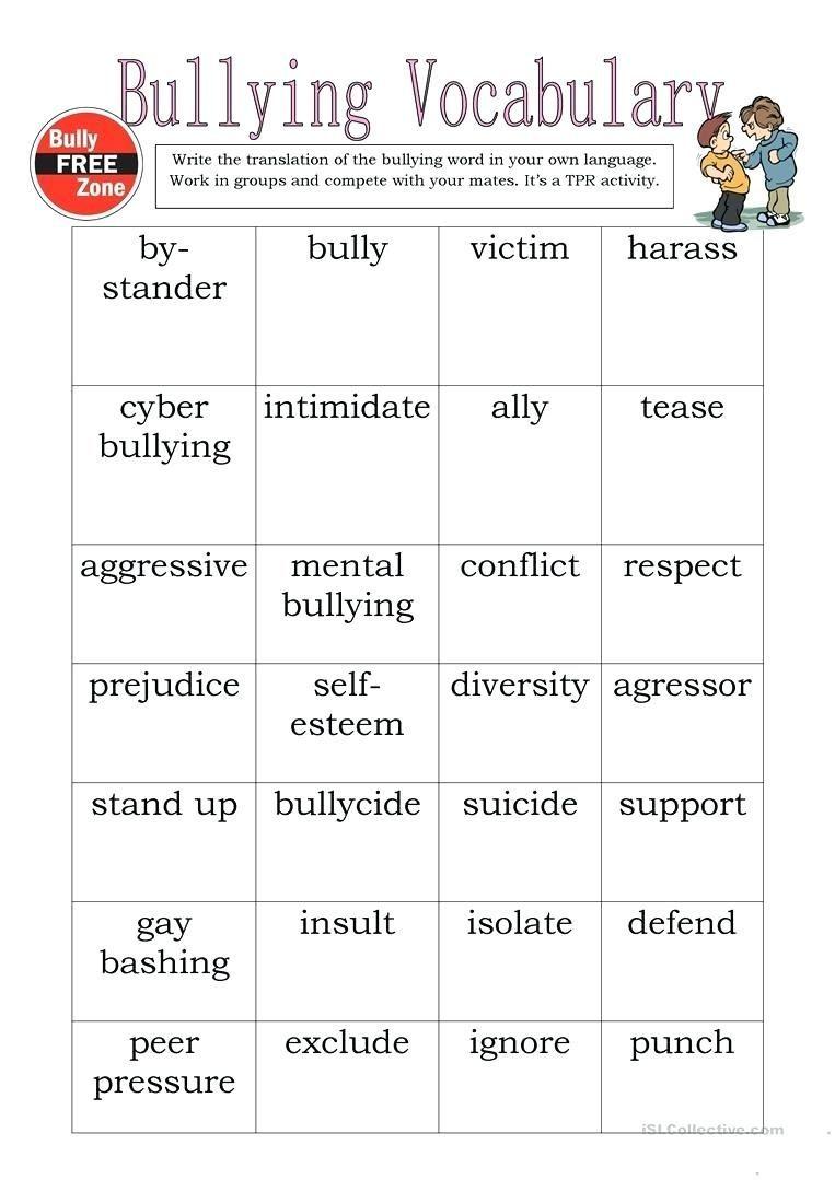 medium resolution of children harassing