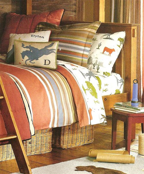 Once again i find the perfect bedding that has been for Cowboy kids room