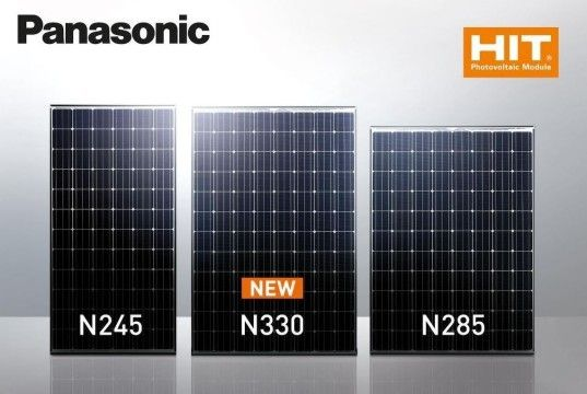 Panasonic Develops Most Efficient Solar Panel Ever With 22 5 Sunlight Conversion Most Efficient Solar Panels Solar Power Diy Solar Charger