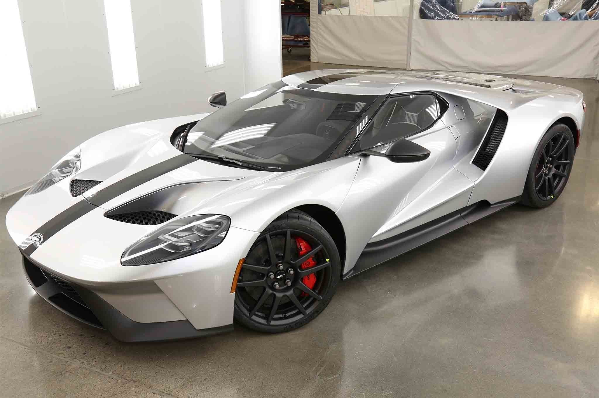 2019 Ford Gt Supercar Overview Ford Gt Car Ford Super Cars