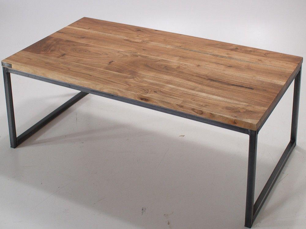 Stolik kawowy z egzotycznego drewna - Wymiary: 120x70x45 - 770zł - akacji indyjskiej - Stoliki Ławy - Meble - Sklep internetowy Guido