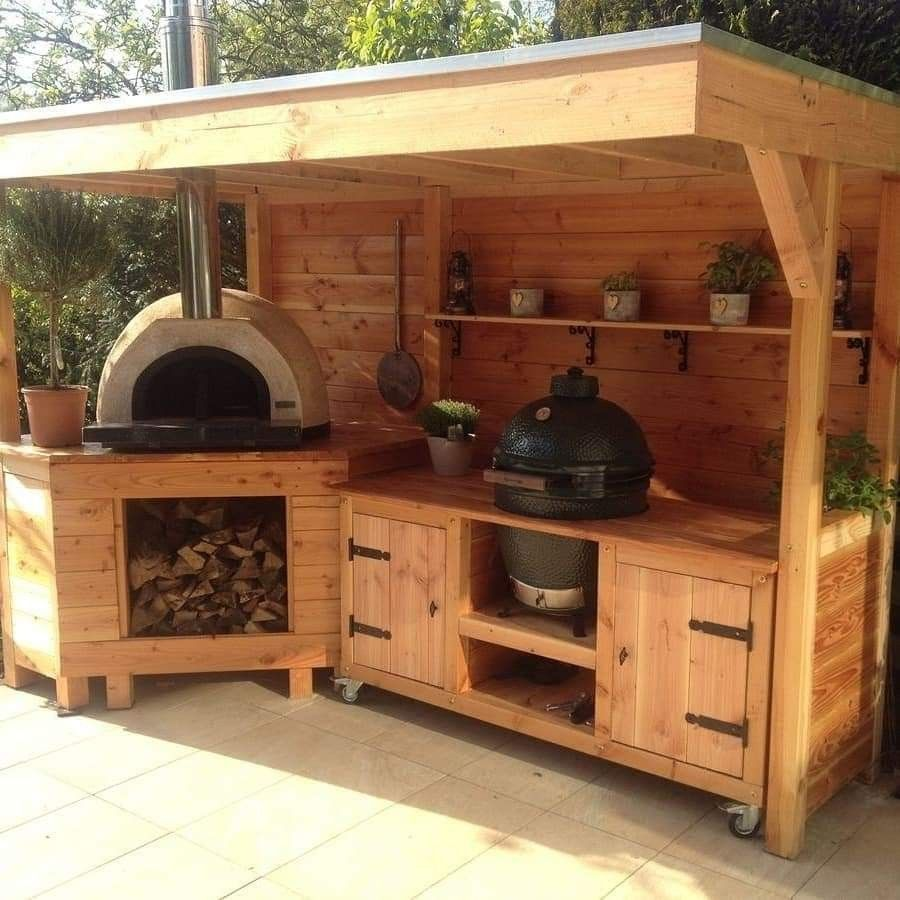 Pin by Alison Lombardo on Home   Build outdoor kitchen