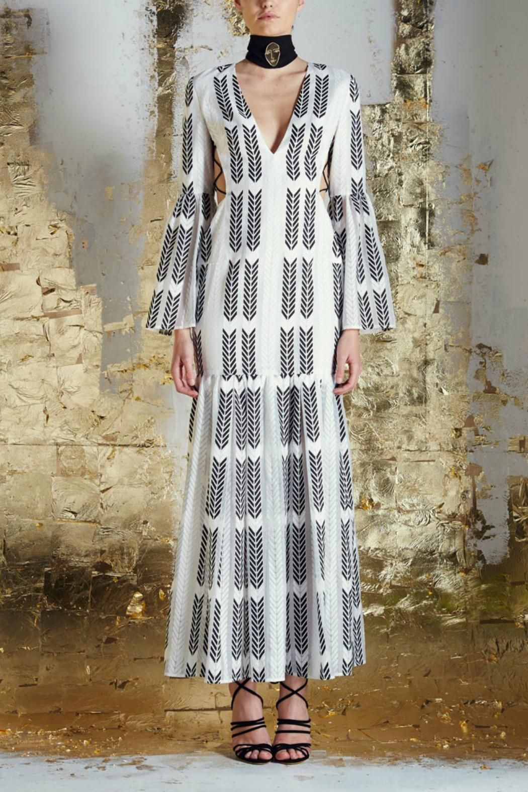 Dress to wear to a wedding as a guest in june  Asilio Sovereign Scene Dress    and Australia