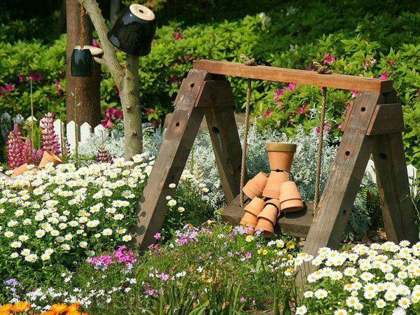 Comment Decorer Son Jardin Avec Des Trucs Malins 1