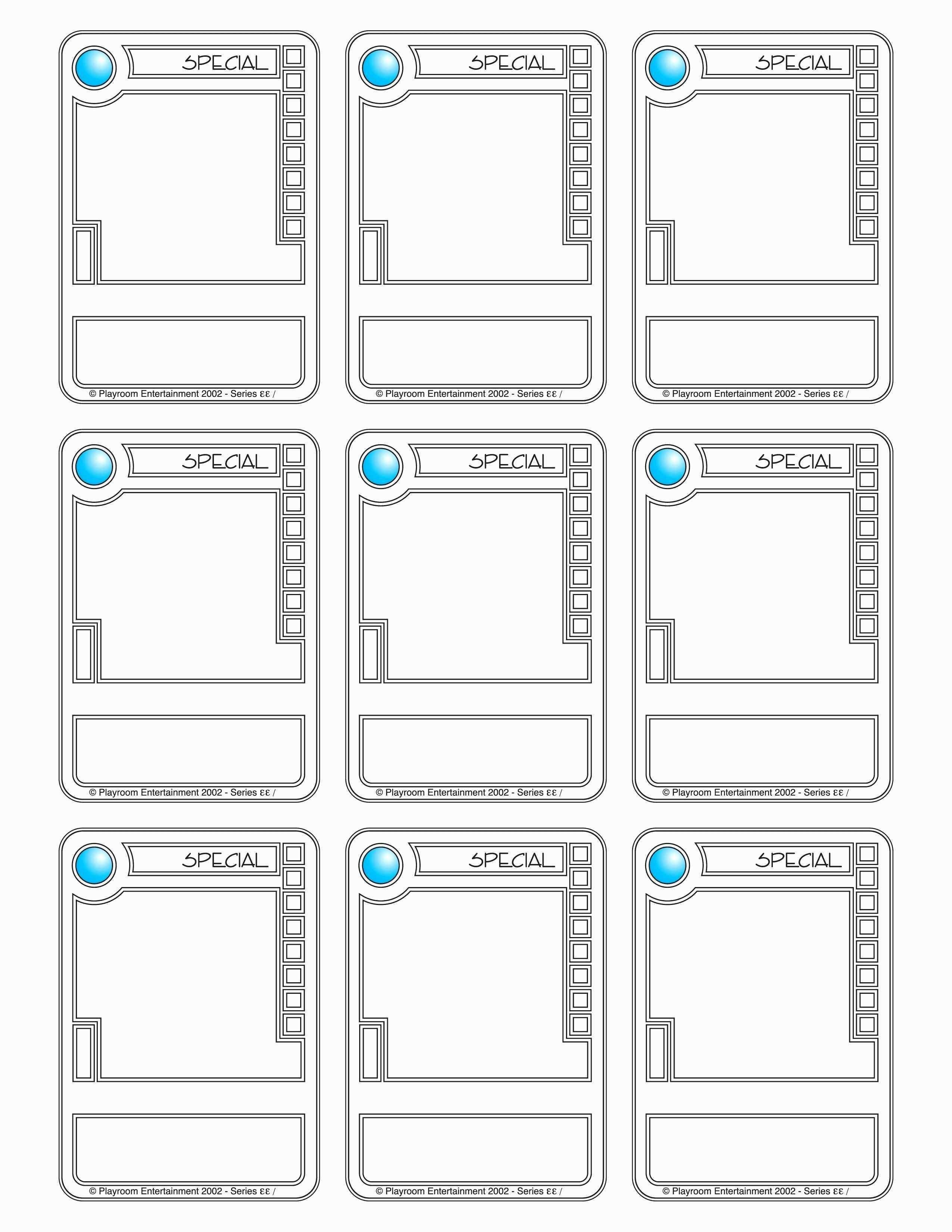 001 examples free trading card template maker for success