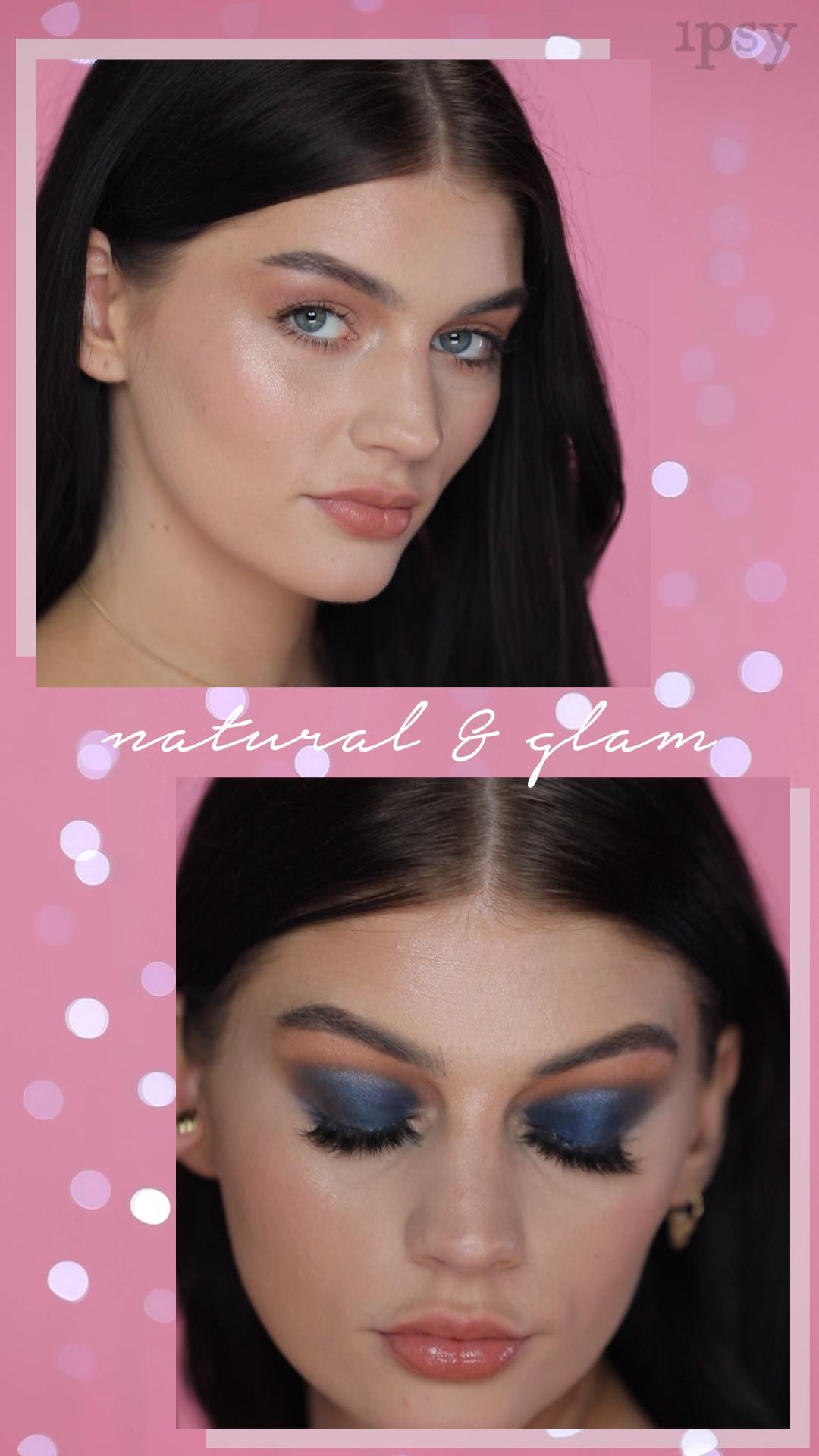 2 Shimmery Holiday Makeup Tutorials: Glam & Natural | ipsy U -   22 beauty Videos salon ideas