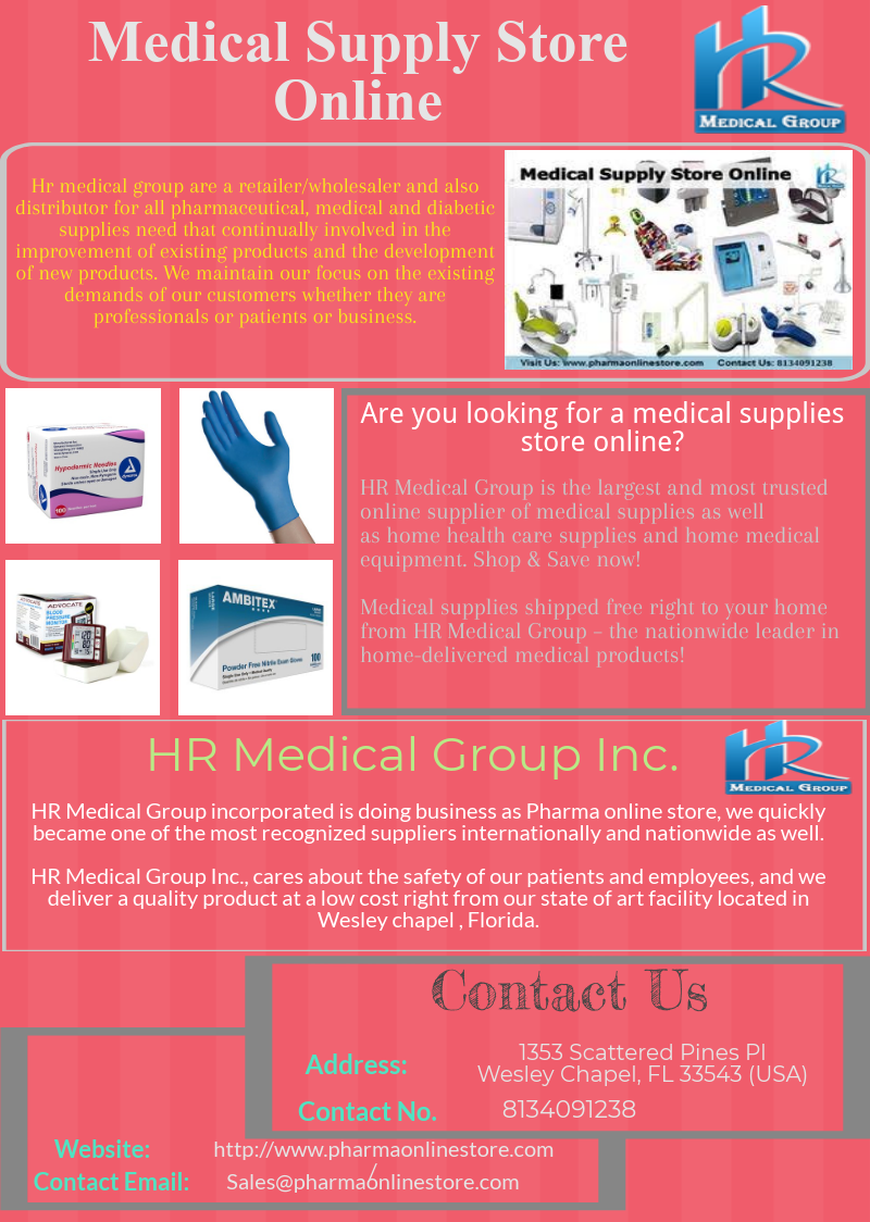 save off b46b6 51321 HR Medical Group is the largest and most trusted online supplier of home  health care supplies and home medical equipment. Shop   Save now!