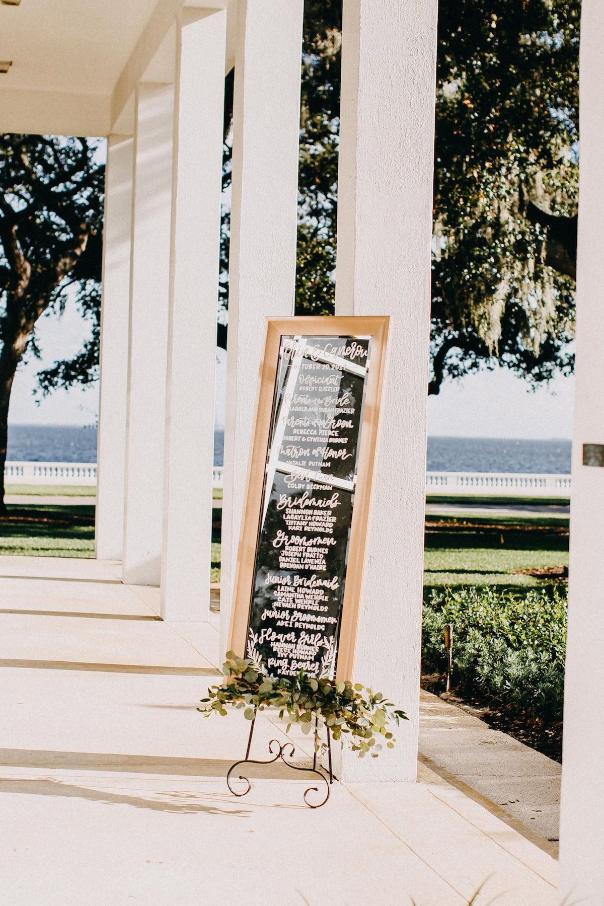 Erin And Camerons Charming Old Florida Wedding Diy Wedding