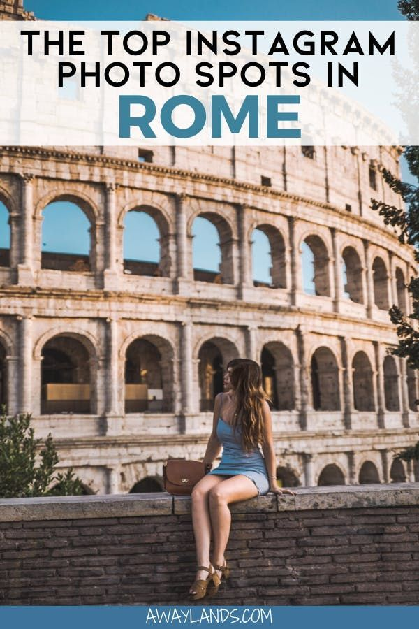 Rome is full of photo spots, but these are the 8 most Instagrammable places in Rome, Italy. Click here and save them for your next trip! #rome #italy #europe   things to do in Rome Italy   Rome Italy Instagram picture ideas   Rome Italy Instagram pictures   Rome Instagram photo spots   Rome Instagrammable places   what to wear in Rome Italy   Rome Instagram inspiration   Rome most Instagrammable   Rome photo ideas summer   Rome Italy travel beautiful places   Rome Italy travel pictures