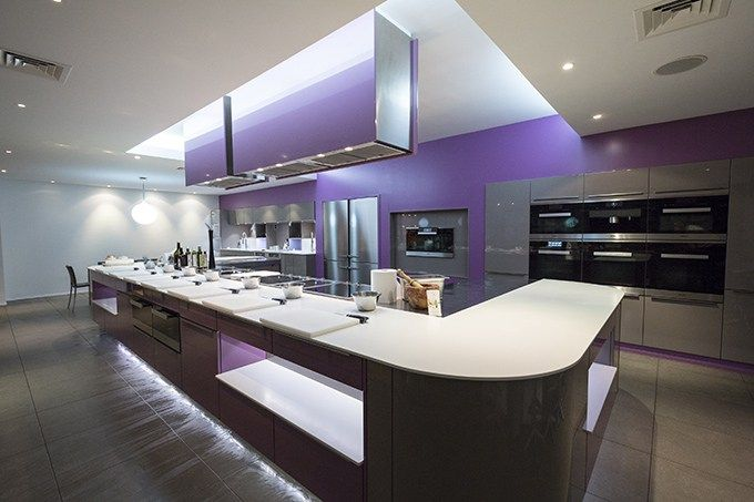 Cooking With Miele Steam Ovens At The Alain Ducasse Ecole De