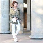 White Jeans and Khaki