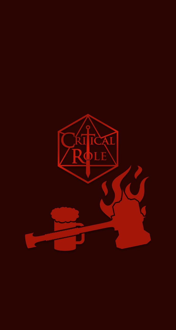 Critical Role Wallpapers By Vividvisions Critical Role Role