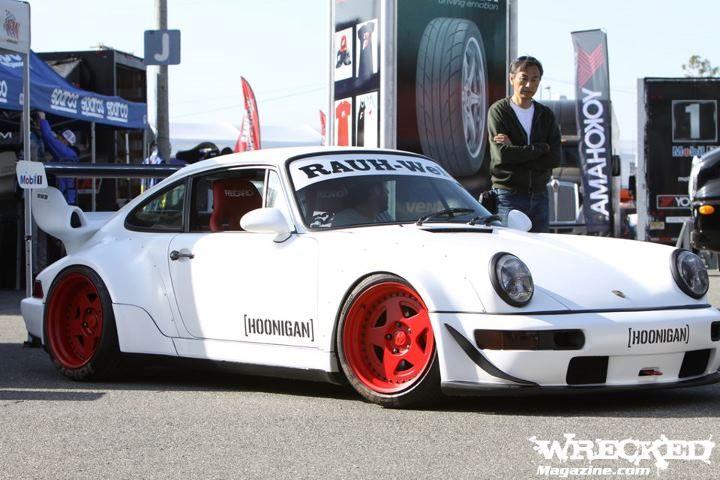 "RWB ""Hoonigan"" Porsche 964"