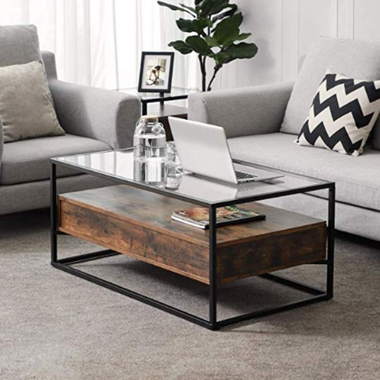 10+ Most Popular Wooden End Tables For Living Room