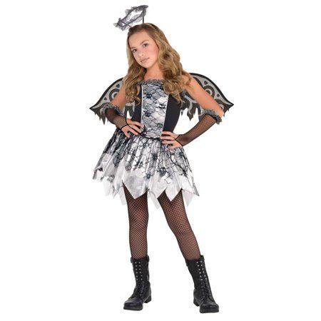Halloween Costumes For Kidsgirl Walmart.Fallen Angel Child Costume Products Fallen Angel