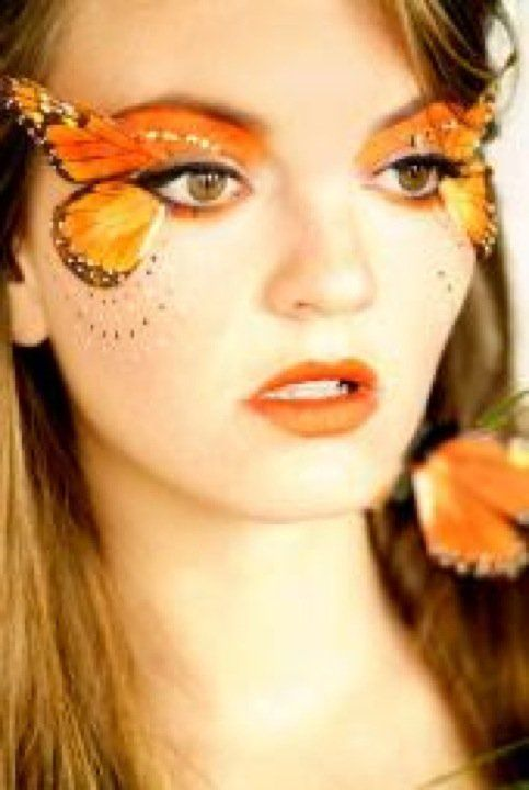 65 halloween makeup ideas to try this year - Fairy Halloween Makeup Ideas