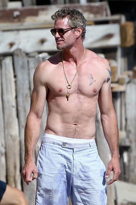 Eric Dane shirtless body... | TV Stars | Pinterest ...