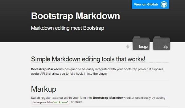 Here some best Markdown Tools and Editors for Windows and