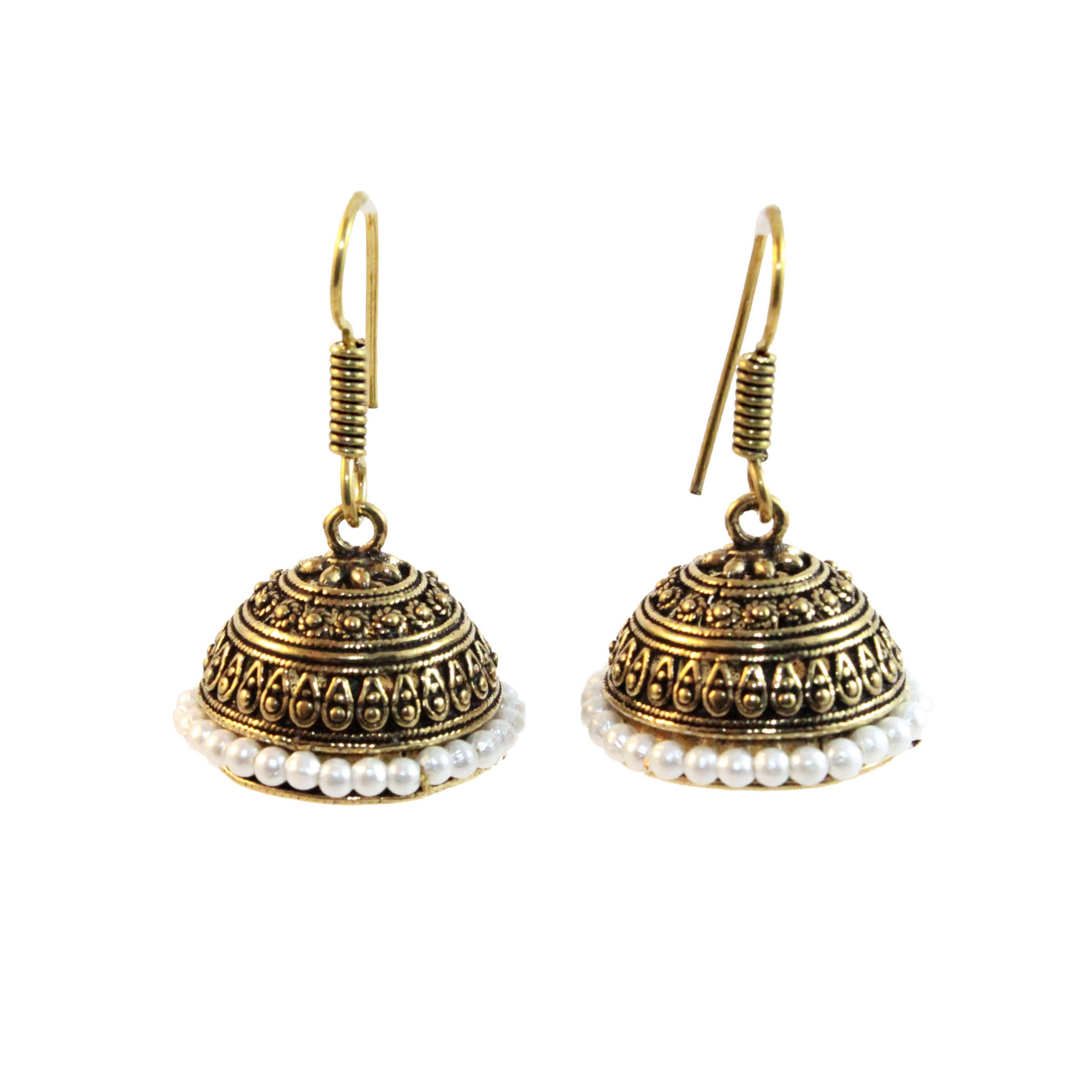 decef13da UNIK CARAT Small Jhumki Ethnic Jewelry, Jewelry Stores, Tribal Jewelry