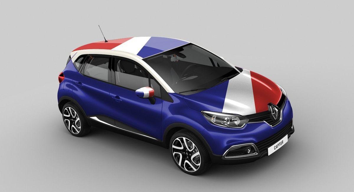 2014 Renault Captur Crossover 15 500 In France New Renault