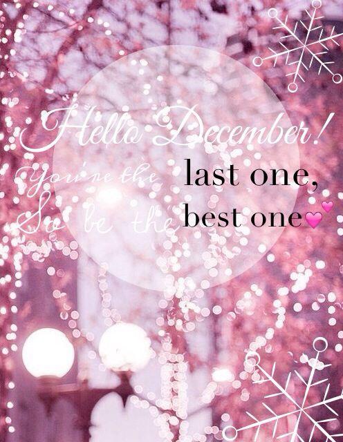 Hello December Hello December Quotes Happy December Beautiful hello december wallpaper for