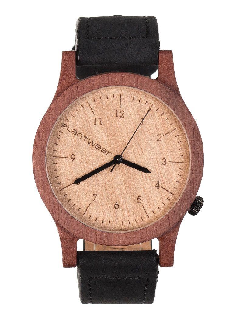 Drewniany Zegarek Seria Heritage Massaranduba Plantwear Wooden Watch Watches For Men Watches