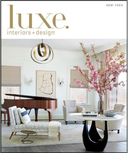 Luxe Interiors Design Interior Interior Design Room Decor