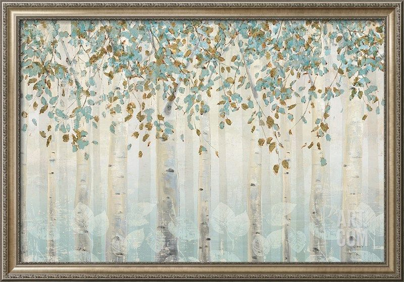 Dream Forest I Art Print by James Wiens at Art.com