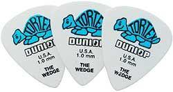 Dunlop Plectrums Tortex Wedge Guitar Picks
