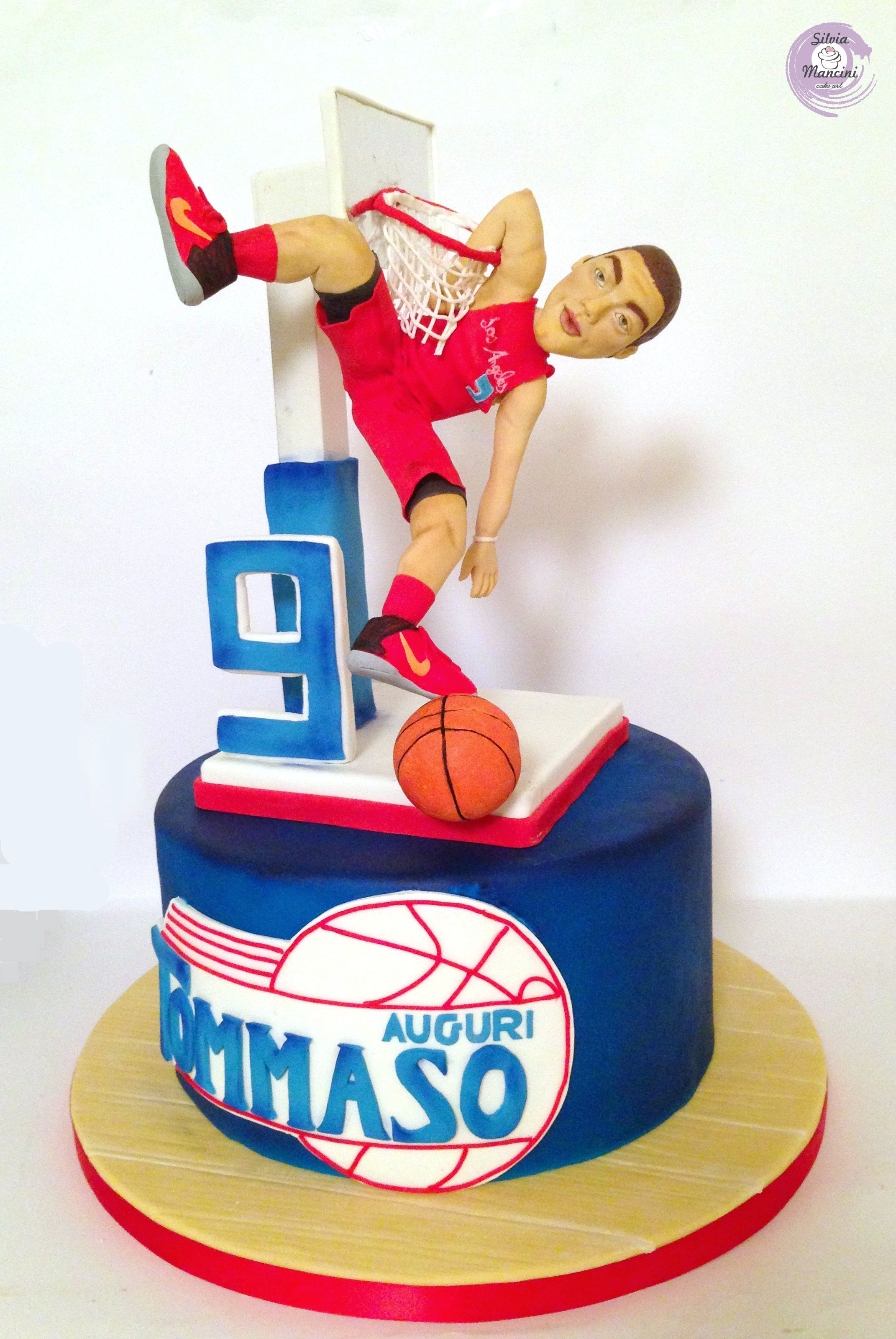 Blake Griffin Los Angeles Clipper My cakes my passion