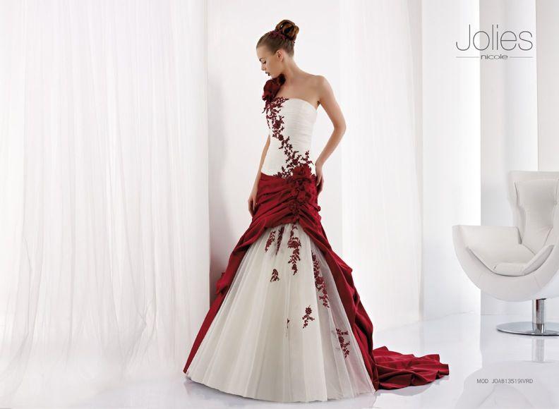 červeno-bílé šaty - Hledat Googlem