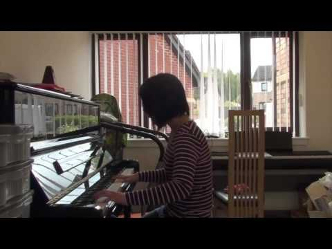Nirvana - Lithium Piano Cover by Elaine Yu - YouTube