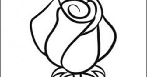Gambar Bunga Mawar Yang Mudah 5 Langkah Menggambar Bunga Mawar Dengan Cepat Dan Mudah Seni Rupa Index Of Image Artikel Cara Memb Gambar Bunga Gambar Bunga