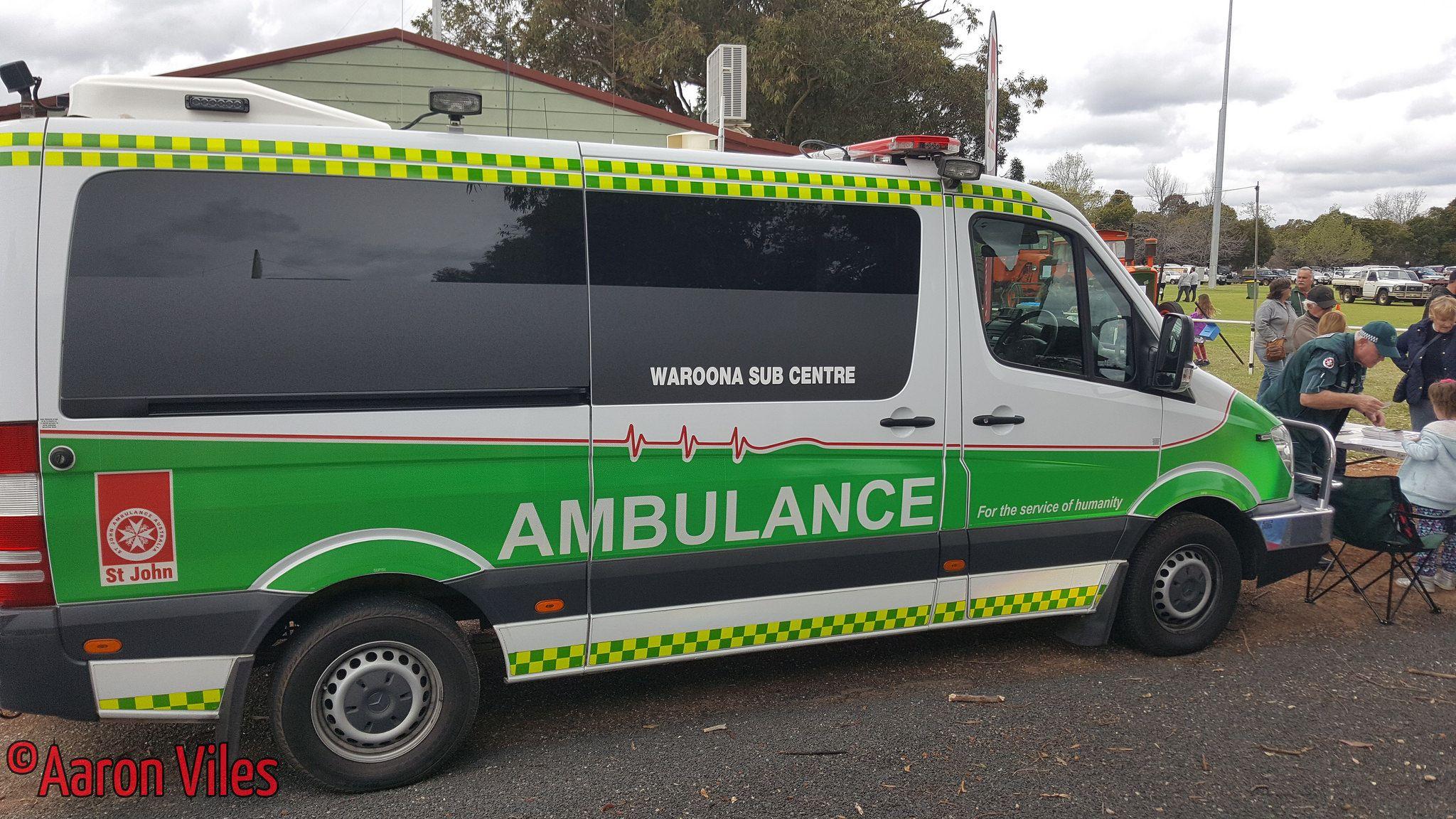 St John Ambulance WA | St John Australia | Ambulance