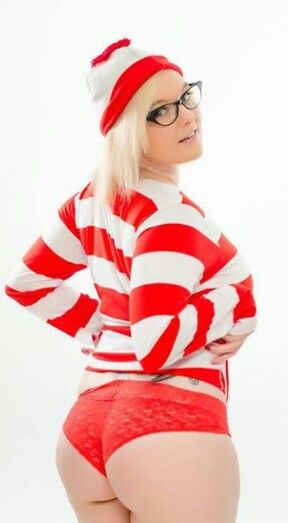 Blonde girls and candy canes pictures katina hot