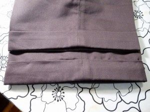 How To Hem Pants With A Cuff How To Hem Pants With A Cuff How To Fix And Alter Clothes Series Part 3 How To Hem Pants Sewing Alterations Sewing Stitches