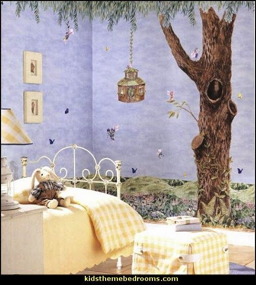 Fairy Bedroom Ideas create a magical fairytale hideaway for your little girl, filled