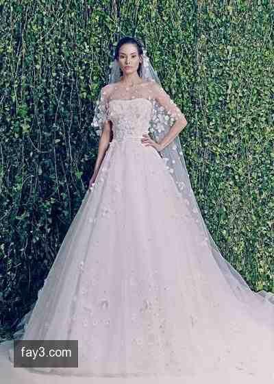 فستان زفاف من تصميم زهير مراد صورة 42
