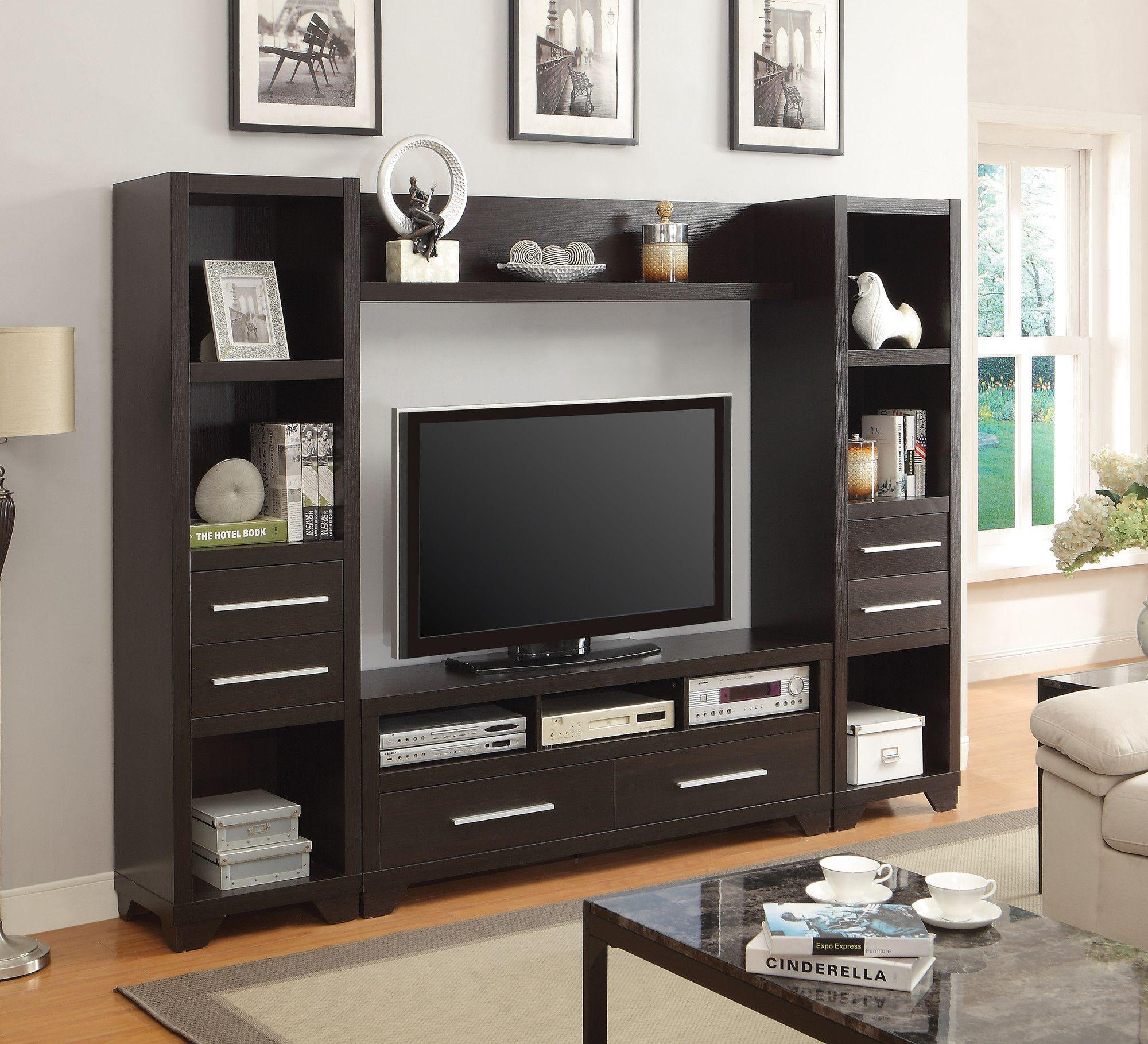 Wildon Home ® Entertainment Center U0026 Reviews | Wayfair