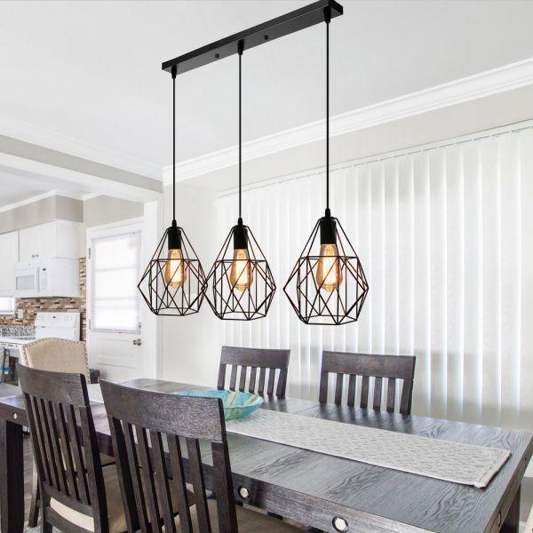 dining table lighting dining room