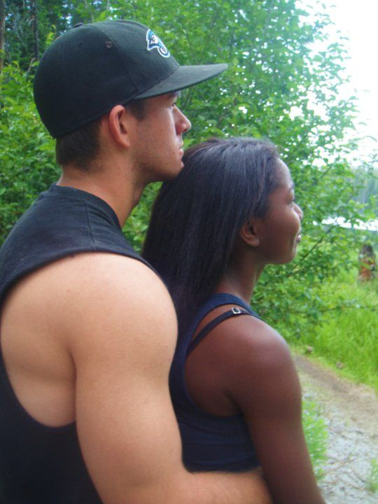 Black girl dating country white boy