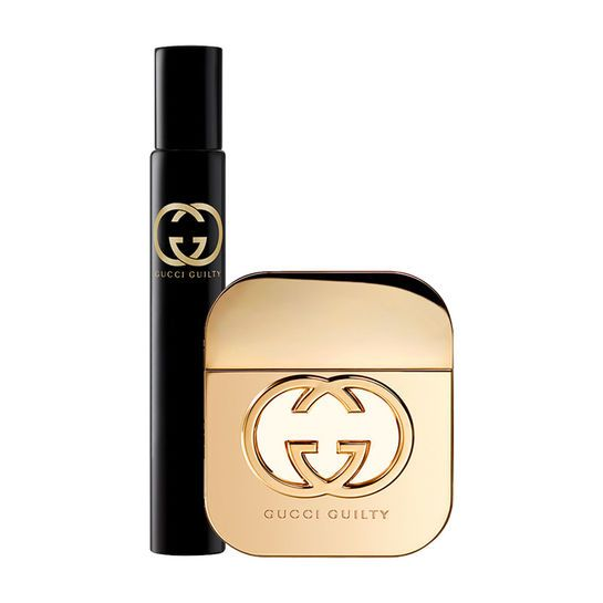 61e5a48566 Discover Gucci Guilty Gift Set 50ml from Fragrance Direct. Shop top brand  name fragrances and skin care products at a great price.