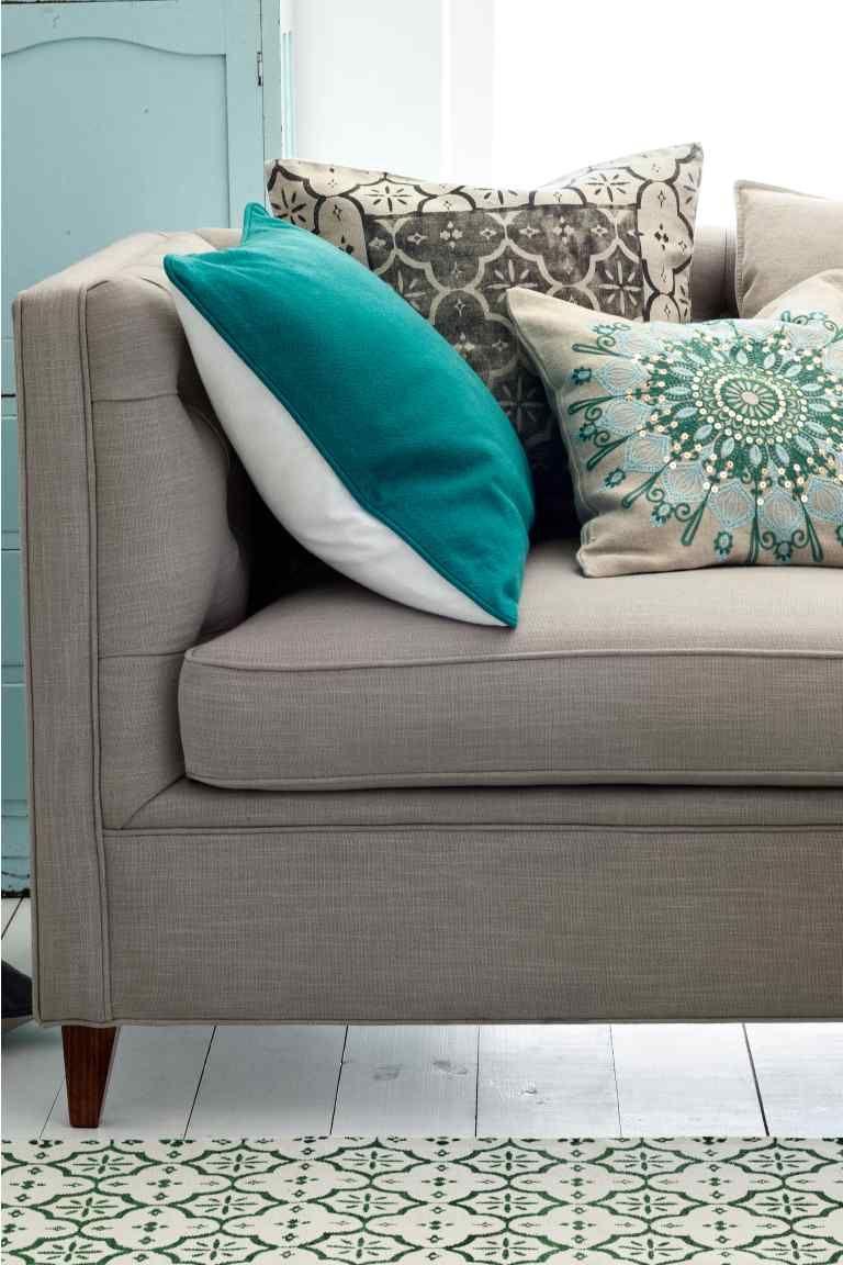 Tappeto in cotone H&M Soggiorno, Accessori per la casa