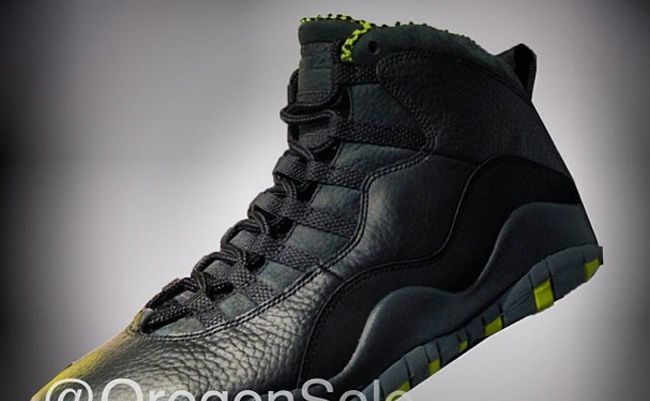 best service 05b1b 622f2 Air Jordan 10 Retro   Black, Grey  amp  Yellow http   www