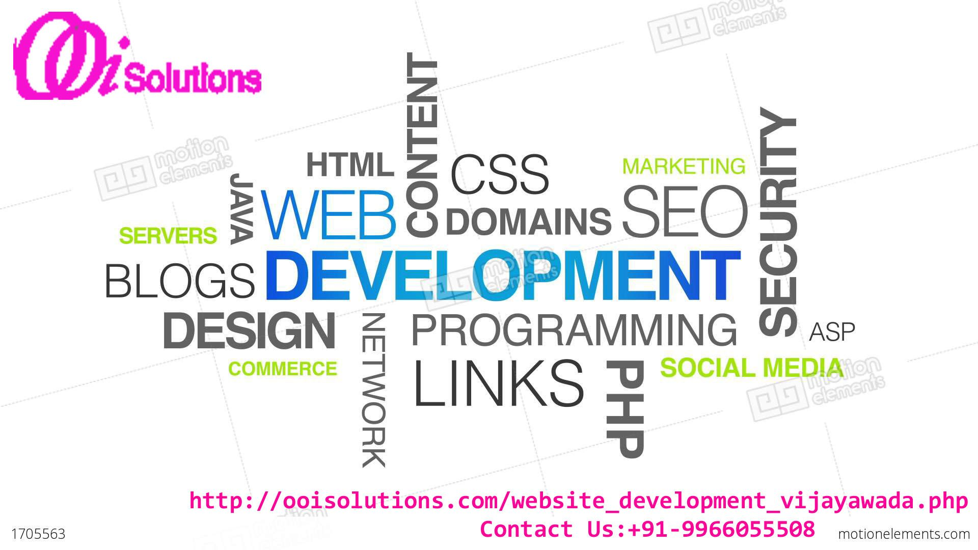 Ooi Solution Is A Software Development Company In Vijayawada Ooi Solution Is A Decent Website Developme Development Web Development Company Website Development