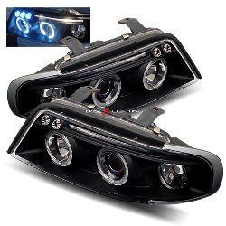 96 99 Audi A4 Halo Led Projector